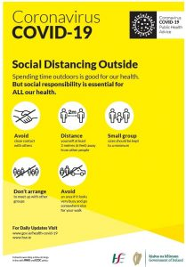 COVID Social Distancing Guide